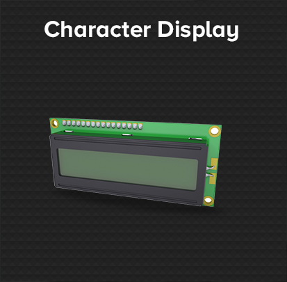 character-display